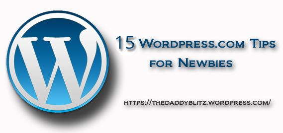 wordpress.tips.newbies